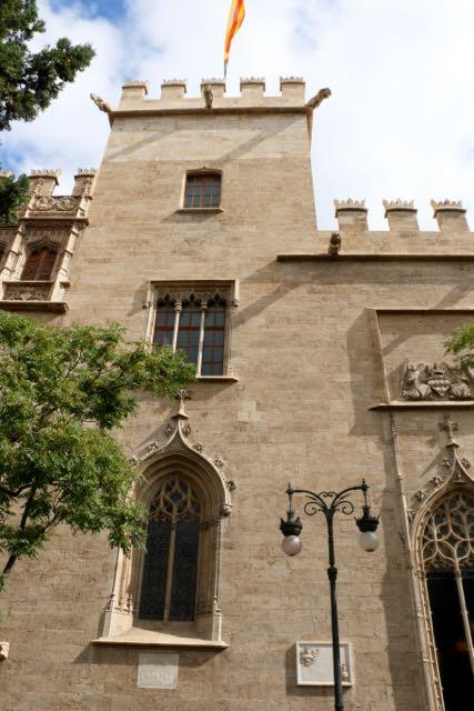 evidence of the Moorish influence on architecture