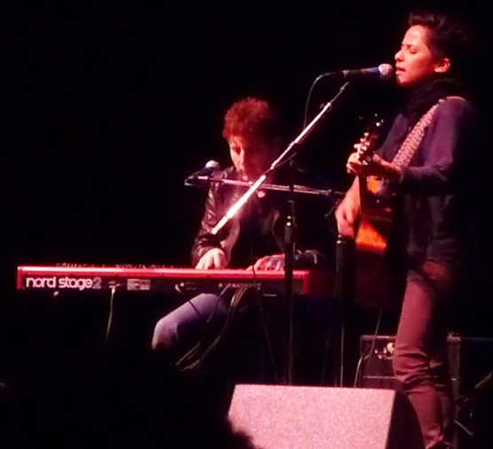Vicci Martinez: a HUGE voice inside a tiny body.