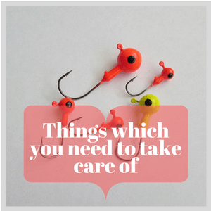 Things Which you need to take care of