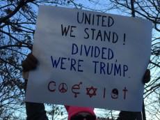 Poster-Holocaust vigil