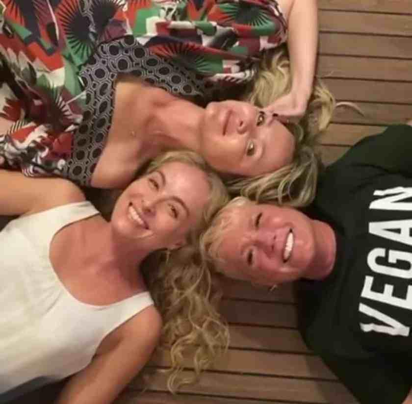 Xuxa, Angelica and Eliana