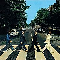 Abbey Road, by the Beatles. 1969