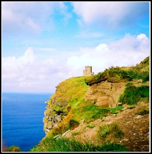 County Clare, near the Cliffs of Moher. 2003