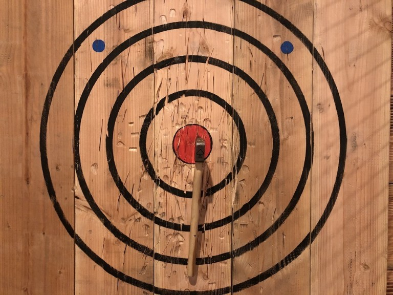 Axe Throwing Arrives at Poughkeepsie's Too-Cool Entertainment Center