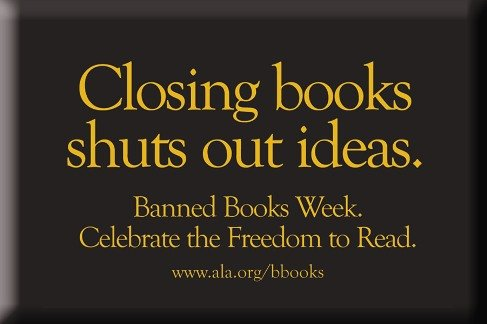 A Book Challenge: Why Banned Books Week Matters