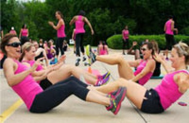 spinsyddy Reviews Texas Fit Chicks Bootcamp
