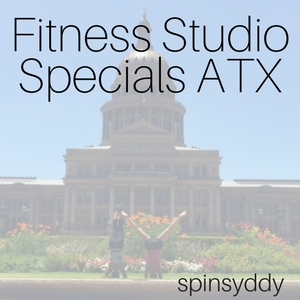 Austin Fitness Studio Specials -spinsyddy