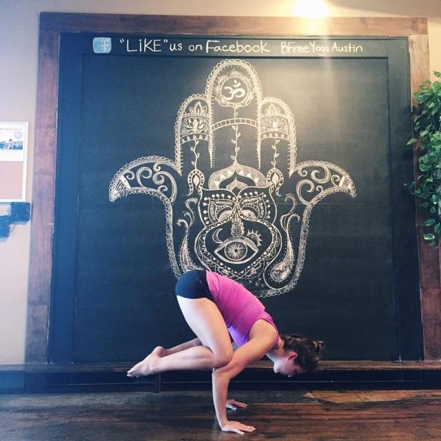 BFree Yoga spinsyddy