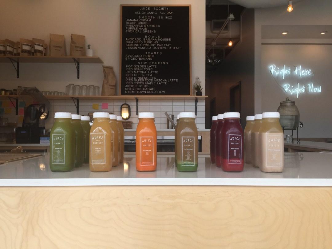 Juice Society Austin, TX
