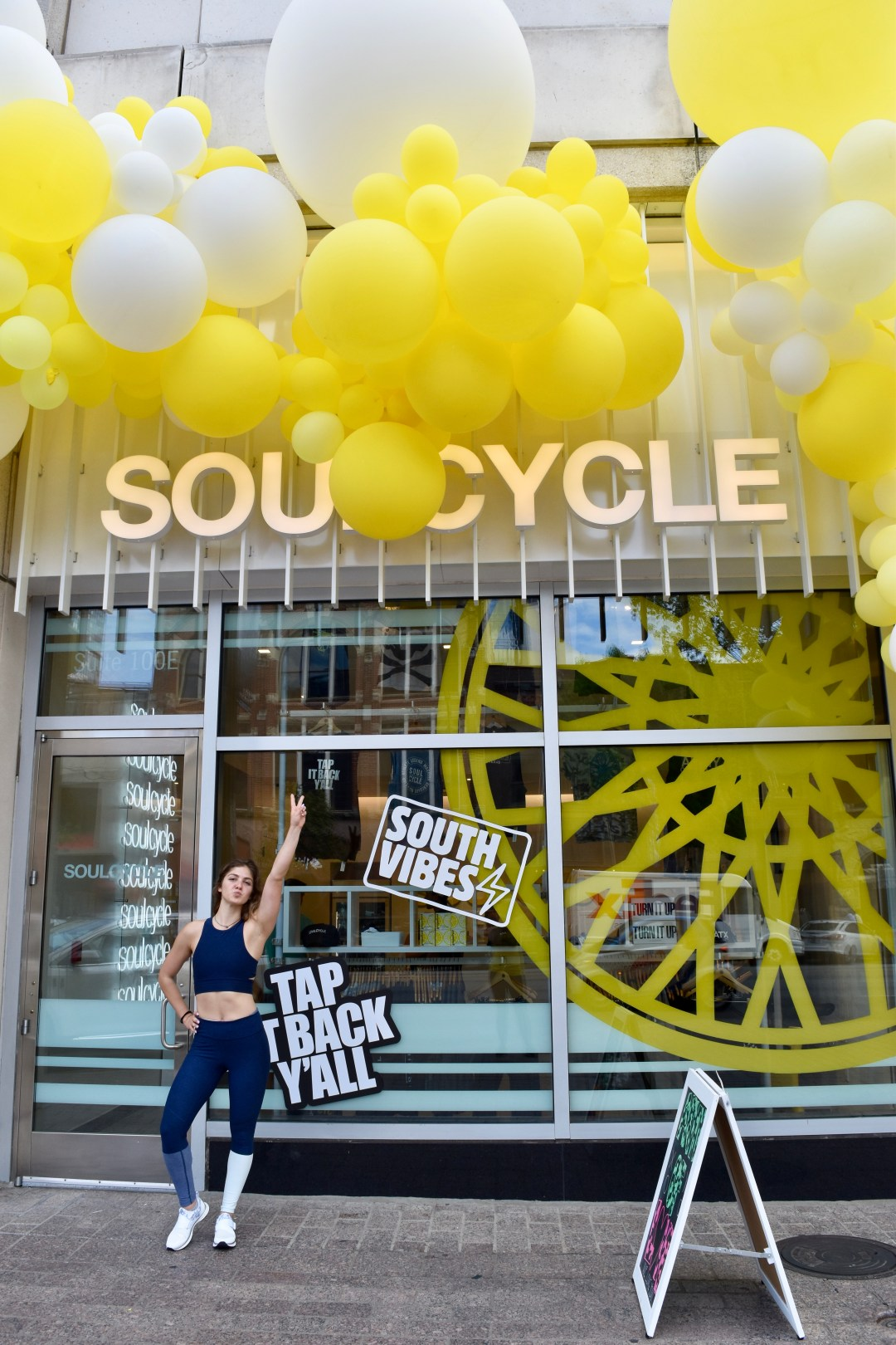 SoulCycle Spinsyddy