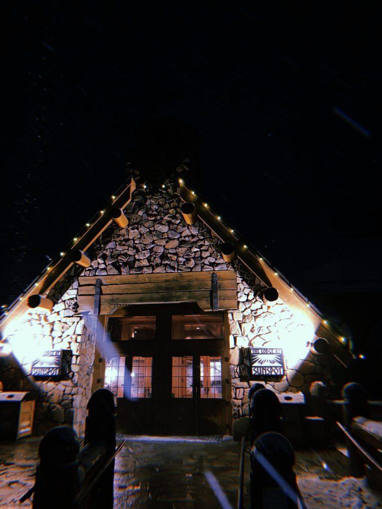 sunspot lodge winter park
