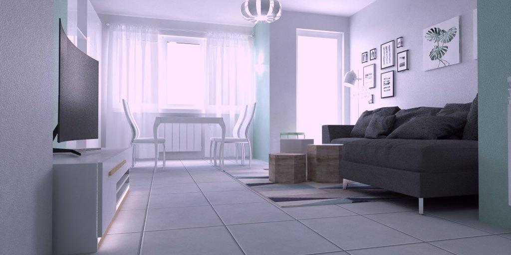 Render Interni Buccinasco | SP Interior Design