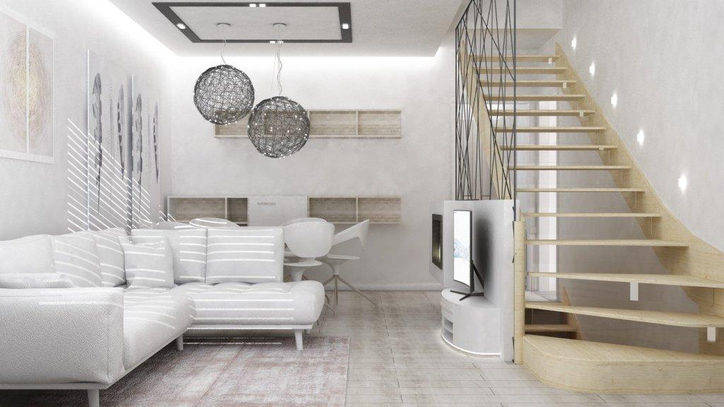 Render Interni Jesolo | SP Interior Design