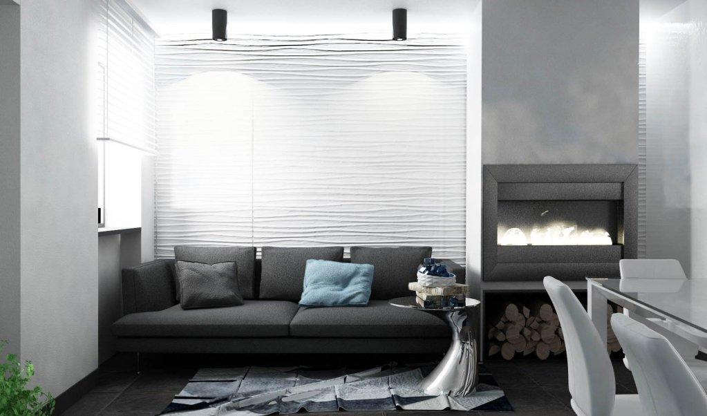 Render Interni Verona altra visuale | SP Interior Design