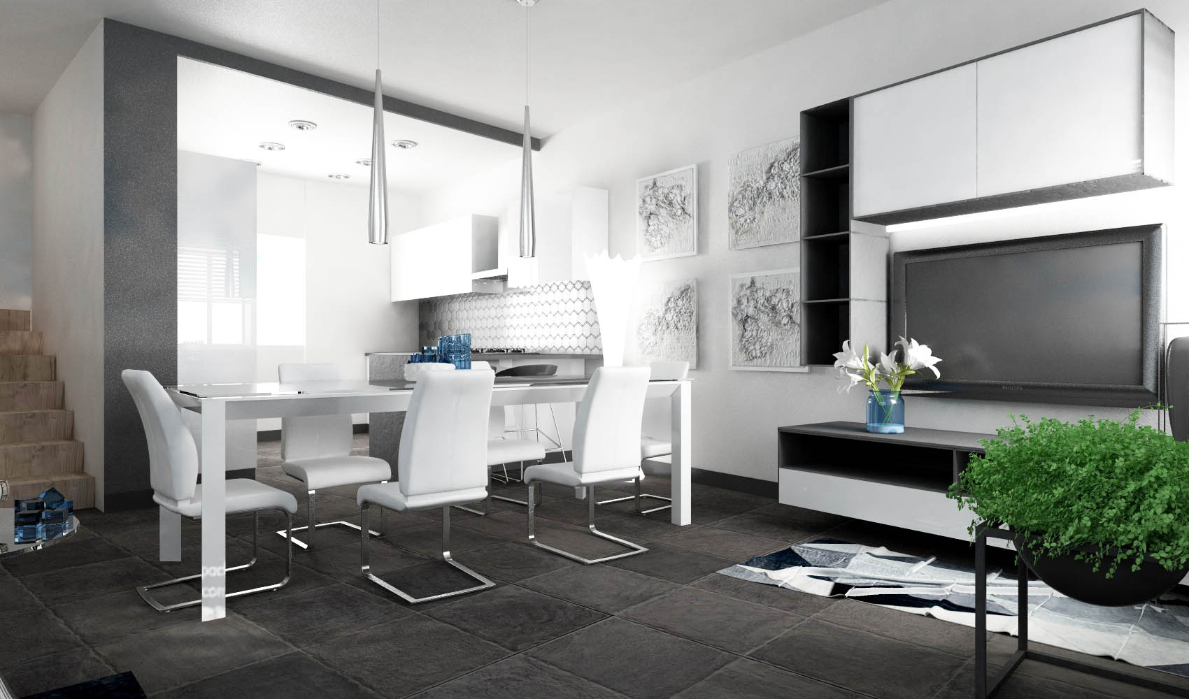 Render Interni Verona | SP Interior Design