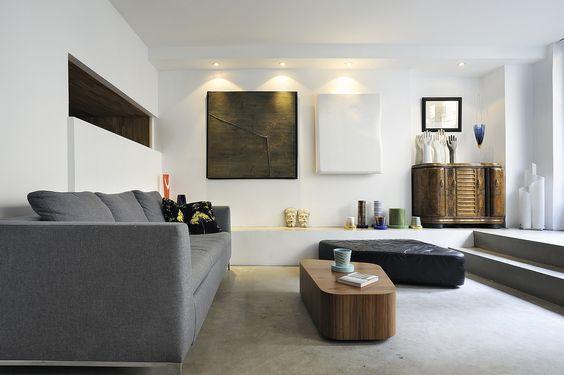 Arredare un interno moderno inserendo pezzi classici