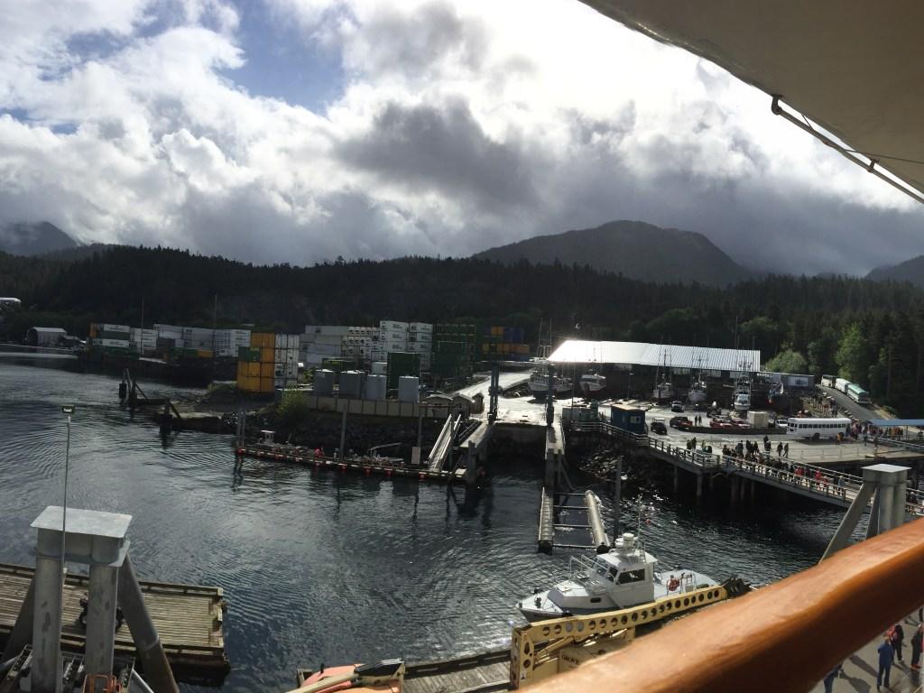Alaska Inside Passage Cruise: Sitka, AK