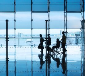 "Top 5 ""Perks"" of Traveling with a Wheelchair"