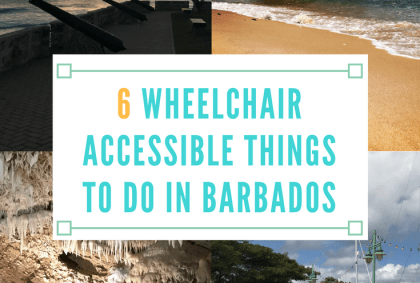wheelchair accessible things to do in barbados
