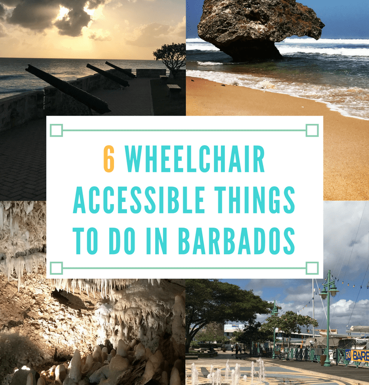 6 Wheelchair Accessible Things to Do in Barbados