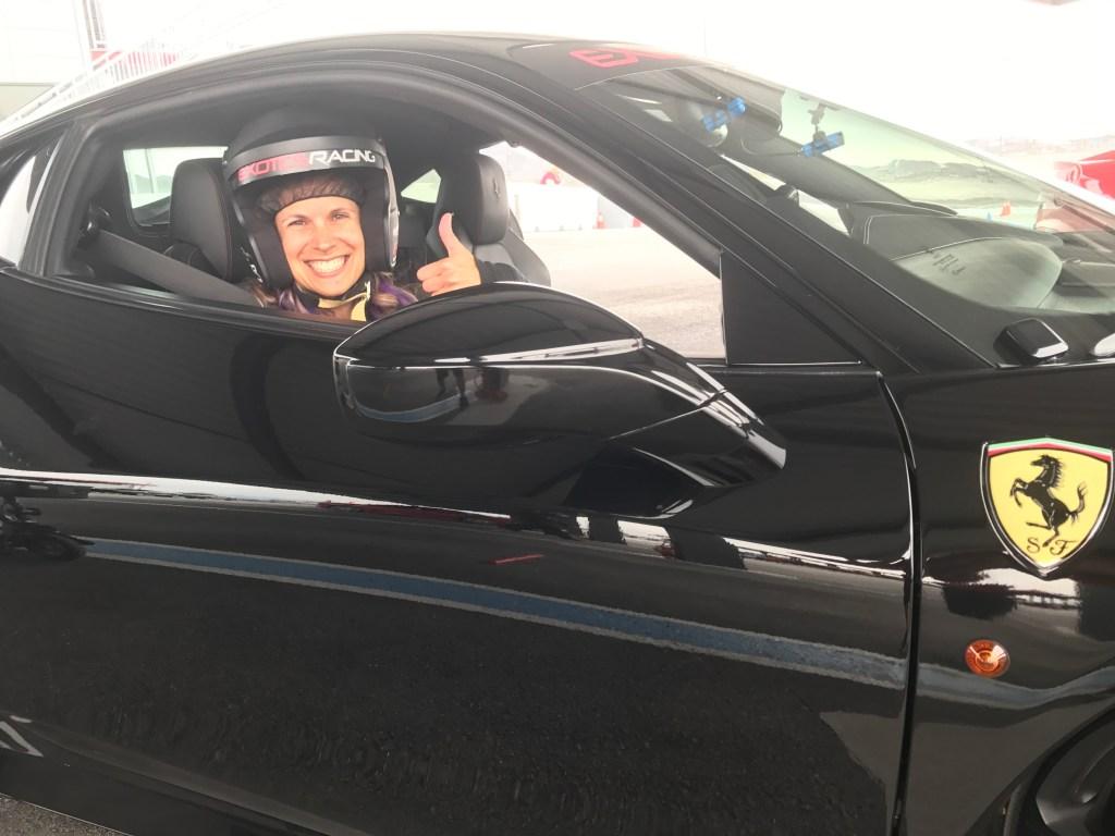 Trade Your Wheelchair for a Ferrari in Las Vegas!