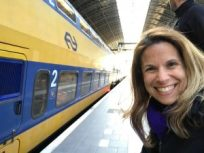 Using the regional train to visit Utrecht from Amsterdam