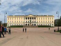 royal palace oslo norway
