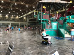 wheelchair accessible water park great wolf lodge concord