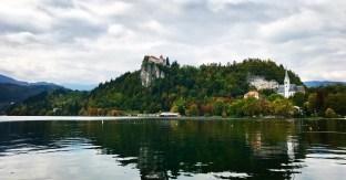ljubljana slovenia lake bled
