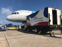 barbados airport ambulift