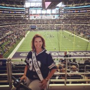 sylvia longmire dallas cowboys att stadium