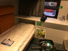 overnight train norway