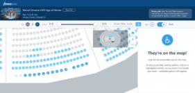 ticketmaster wheelchair seating