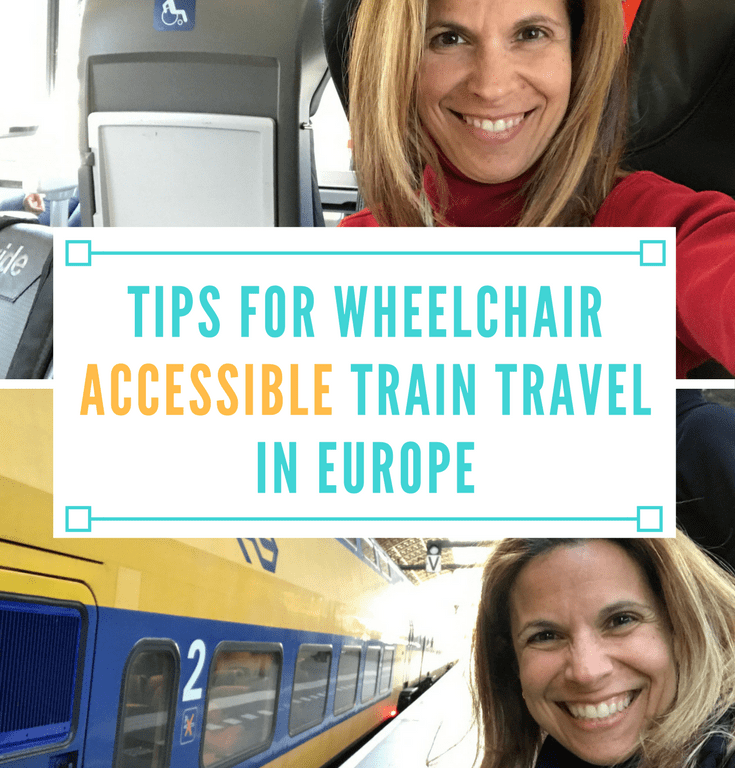 Tips for Wheelchair Accessible Train Travel in Europe
