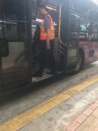 wheelchair accessible bus singapore