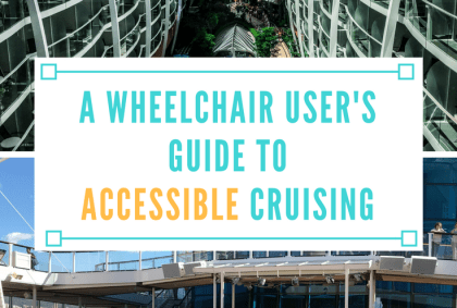 a wheelchair user guide to accessible cruising