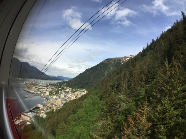 wheelchair accessible tours alaska cruise