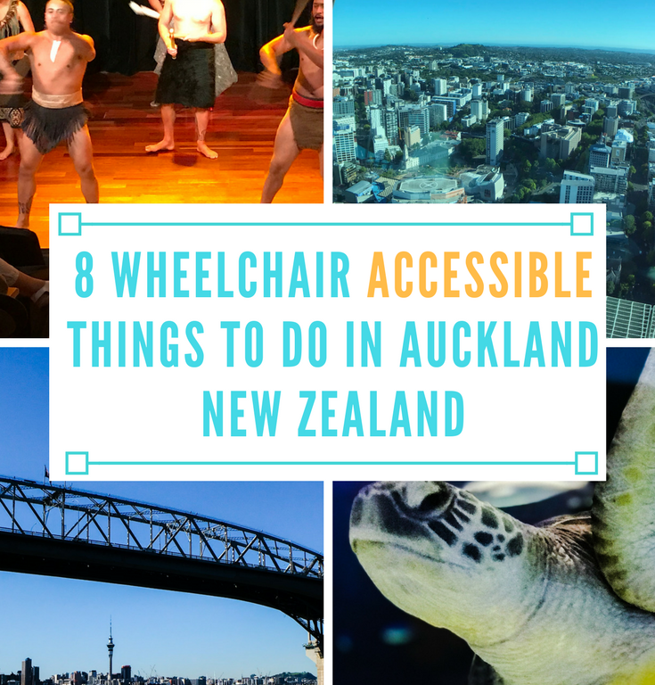 8 Wheelchair Accessible Things to Do in Auckland New Zealand