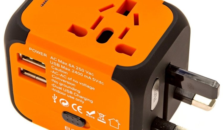 icyber plug adapter