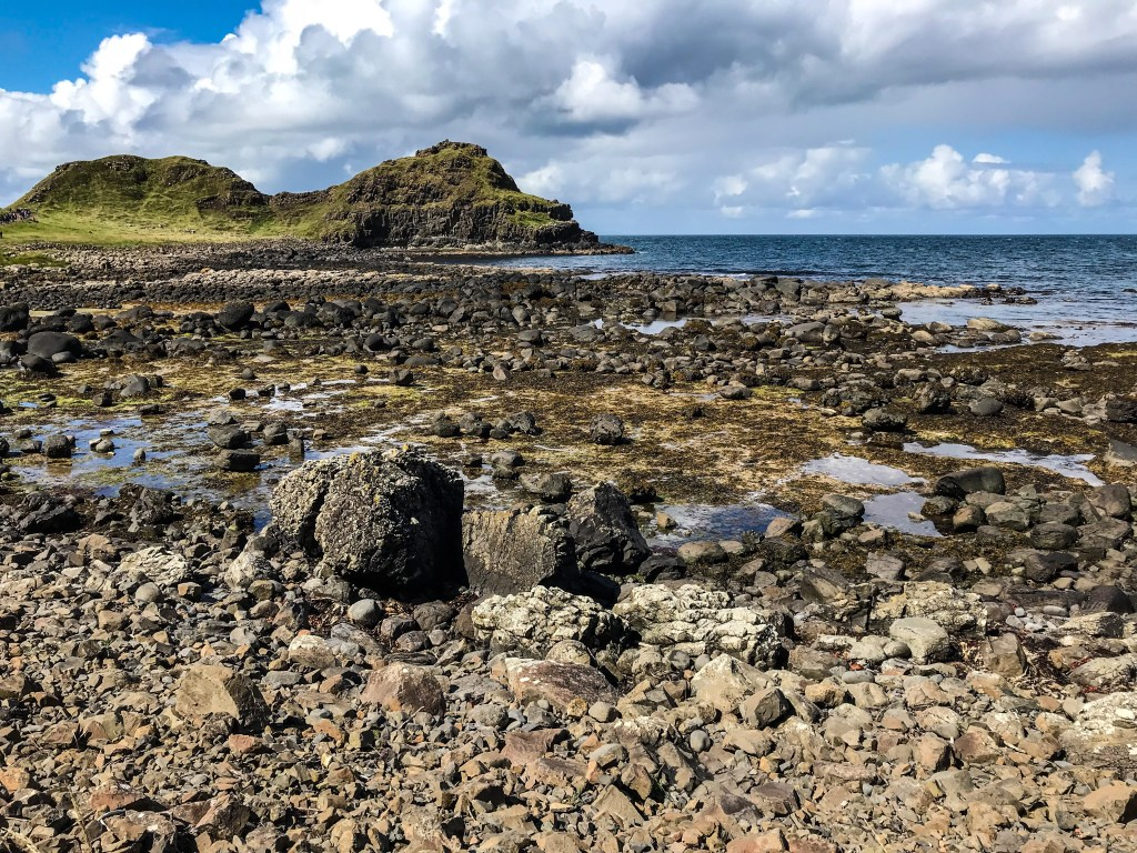 How to Visit the Accessible Giant's Causeway in Northern Ireland in a Wheelchair
