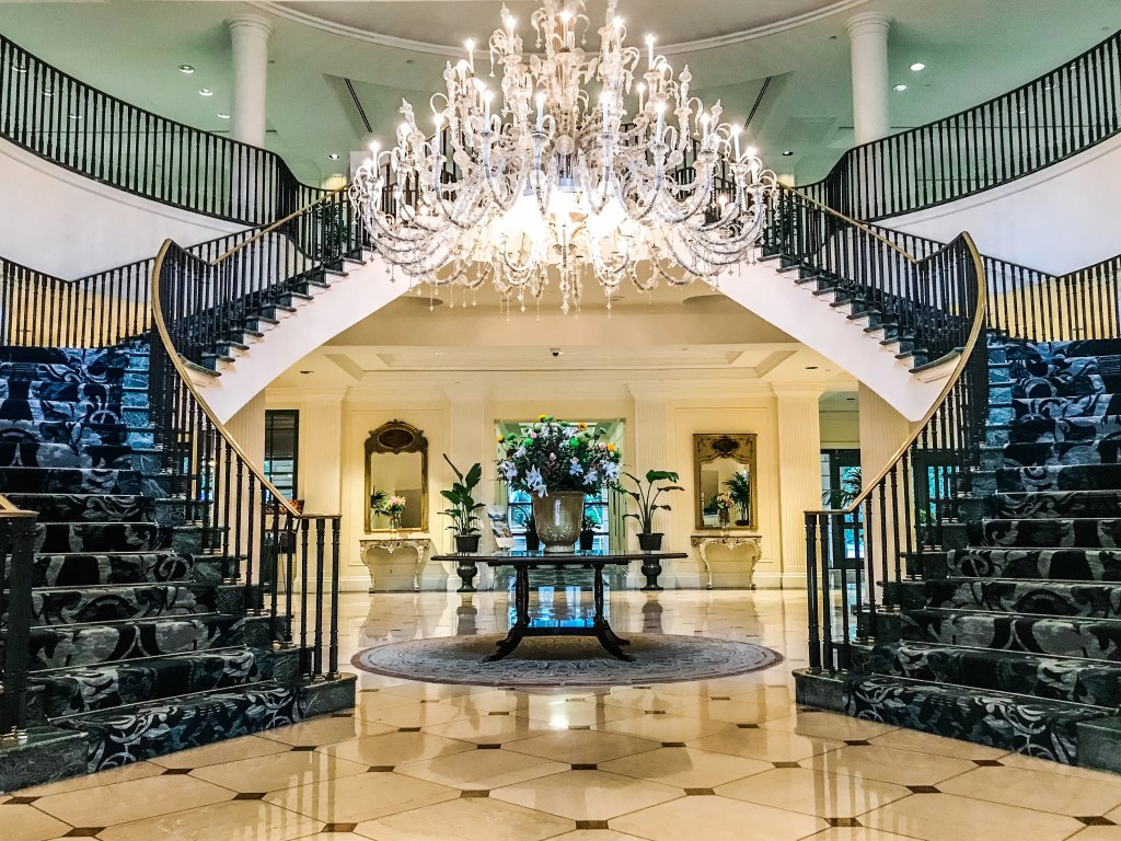 REVIEW: Wheelchair Accessibility at the Belmond Charleston Place Hotel
