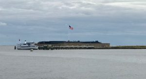 fort sumter charleston harbor cruise