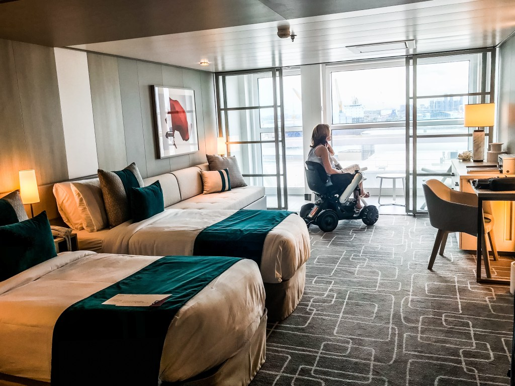 The Best Accessible Cruise Ships for Wheelchair Users