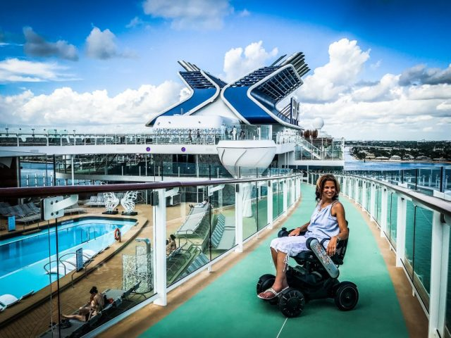 wheelchair accessible review celebrity edge