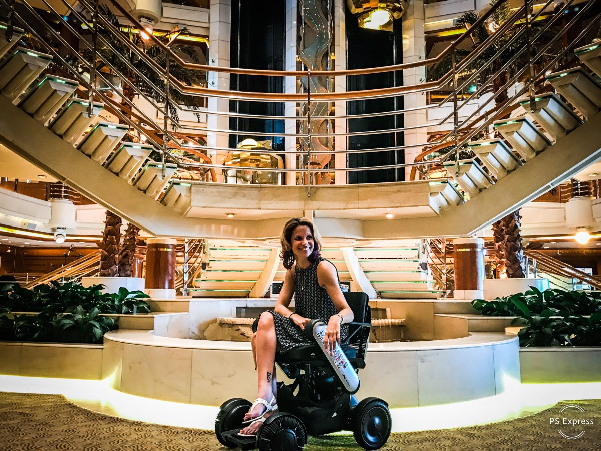 Frequently Asked Questions About Going on a (Wheelchair Accessible) Cruise