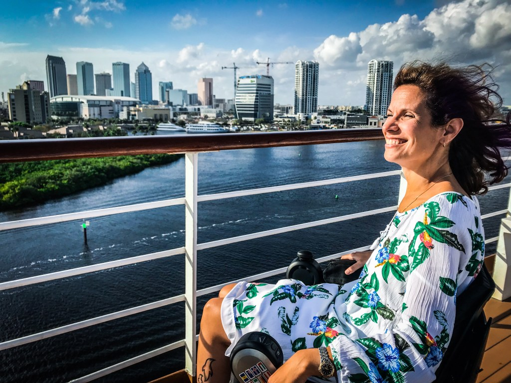 REVIEW: Wheelchair Accessibility on the Holland America MS Rotterdam