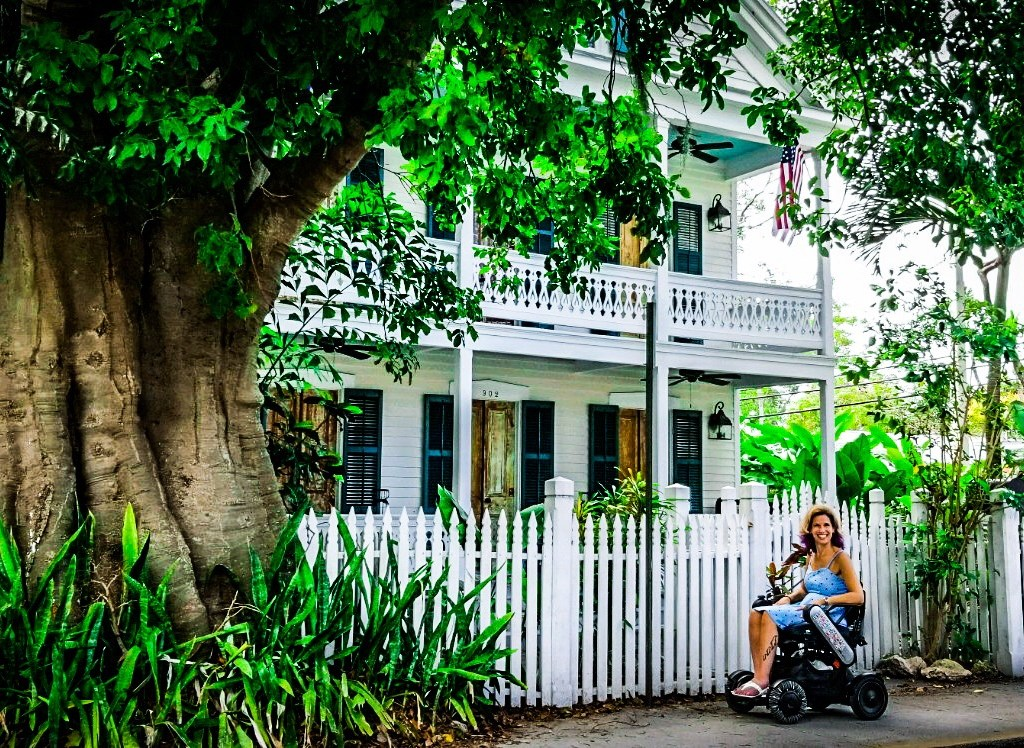 Cruise Port of Call Wheelchair Accessibility Review: Key West, Florida