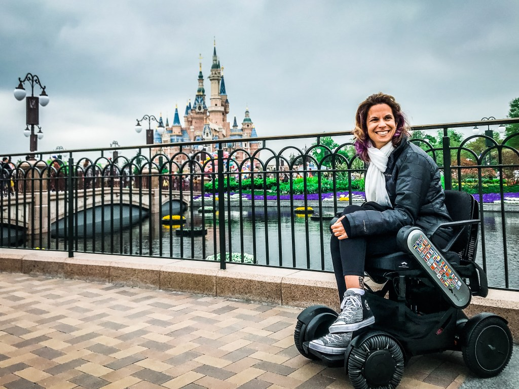 A Wheelchair User's Guide to Accessible Shanghai Disneyland