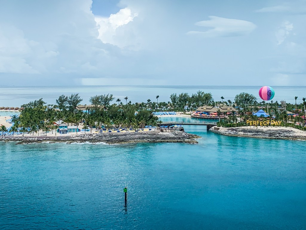 A Not-So-Perfect Day for Wheelchair Users at Royal Caribbean's CocoCay