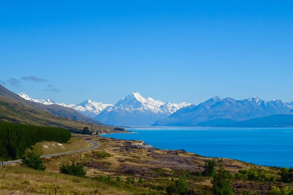 Mount Cook/ Aoraki, New Zealand - spinthewindrose.com